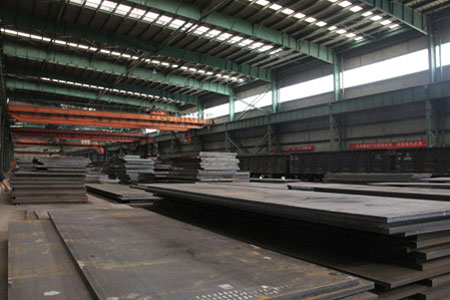 ASTM A516 Grade 55 Carbon Steel Plates
