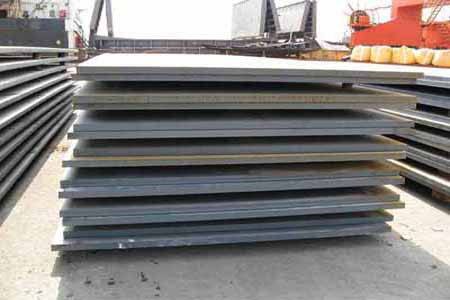 JIS G3103 carbon steel and molybdenum alloy steel plates for boilers and pressure vessels