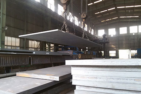 DIN EN 10CrMo9-10 steel plate for boiler and pressure vessel