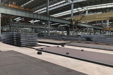 ASTM A516 Grade 70 Carbon Steel Plates
