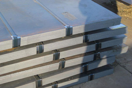 ASTM A662 pressure vessel steel plates