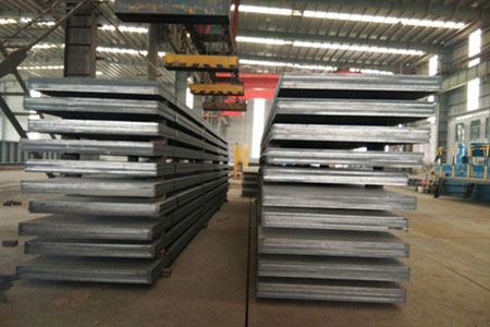 EN10028-3 P275NH Non-alloy Steel