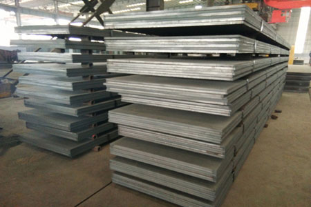 ASTM A517 Steel for Pressure Vessel