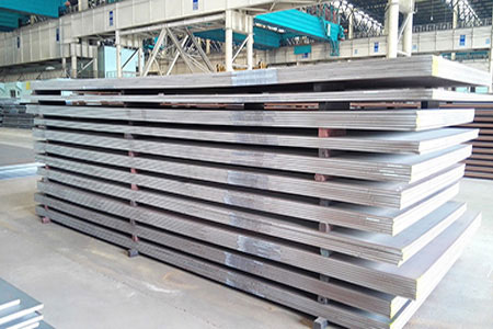 DIN17155 17Mn4 steel plate for pressure vessel and boilers