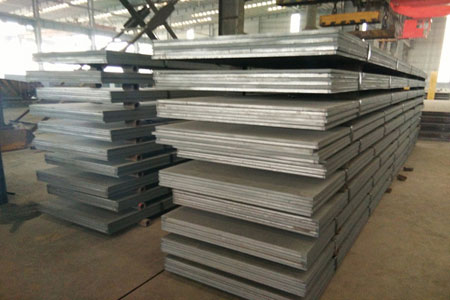 ASTM A537 Carbon Steel for Pressure Vessel
